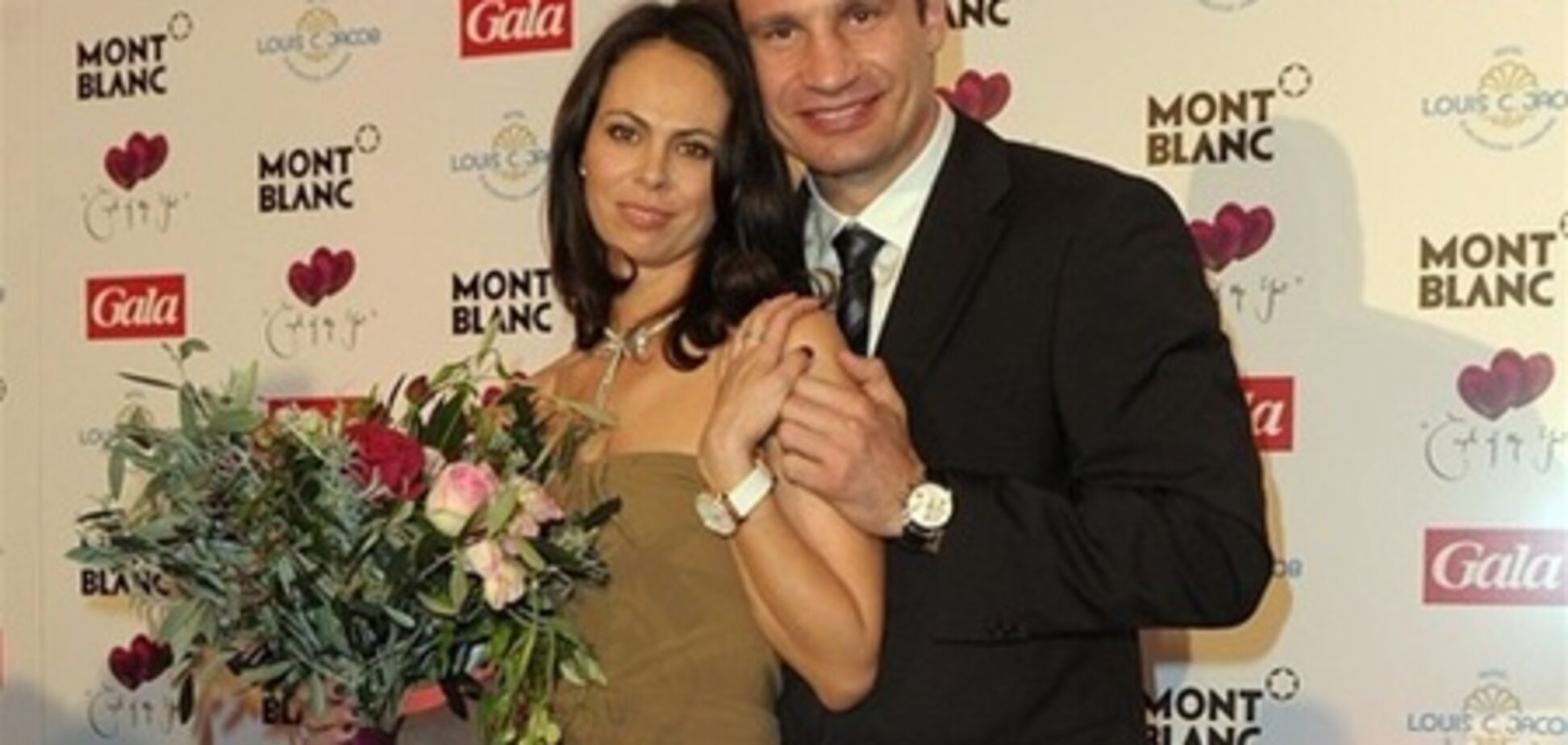 СМИ. Кличко разводится с женой Наталией