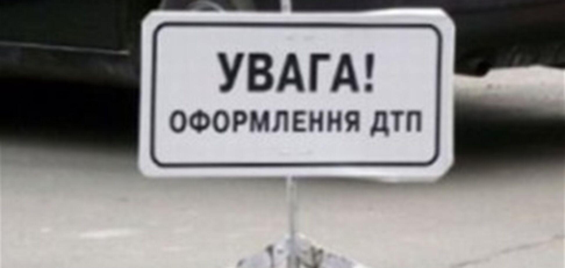 На Харьковщине ВАЗ насмерть сбил велосипедиста