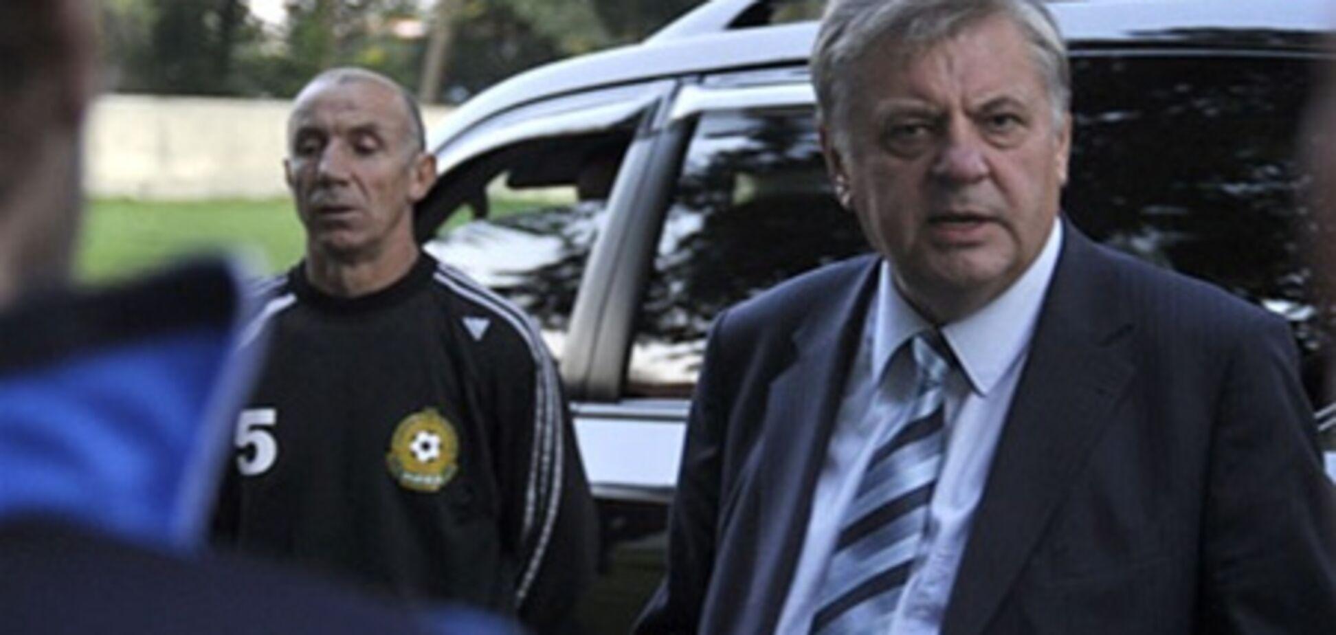 Милиция проверяет информацию о смертельном ДТП с губернатором Тернопольщины