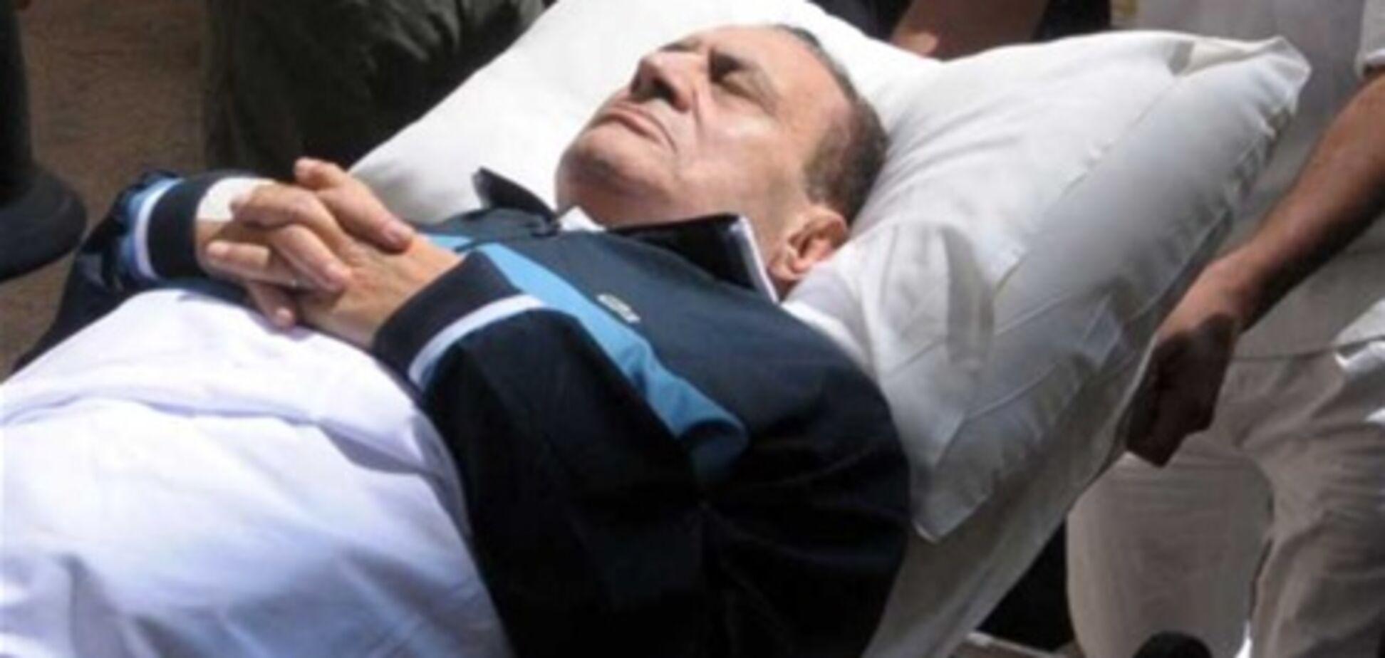 У Єгипті поновився суд над Мубараком і його синами