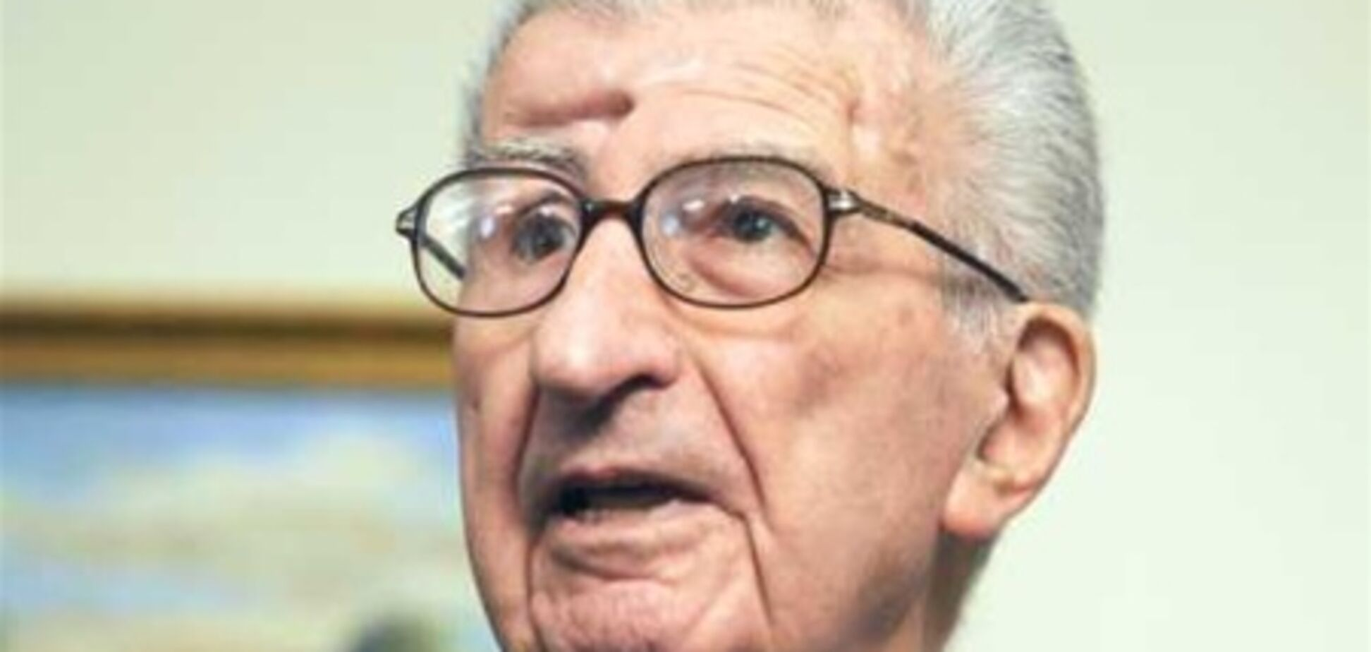 Перший президент Македонії помер на 94-му році життя