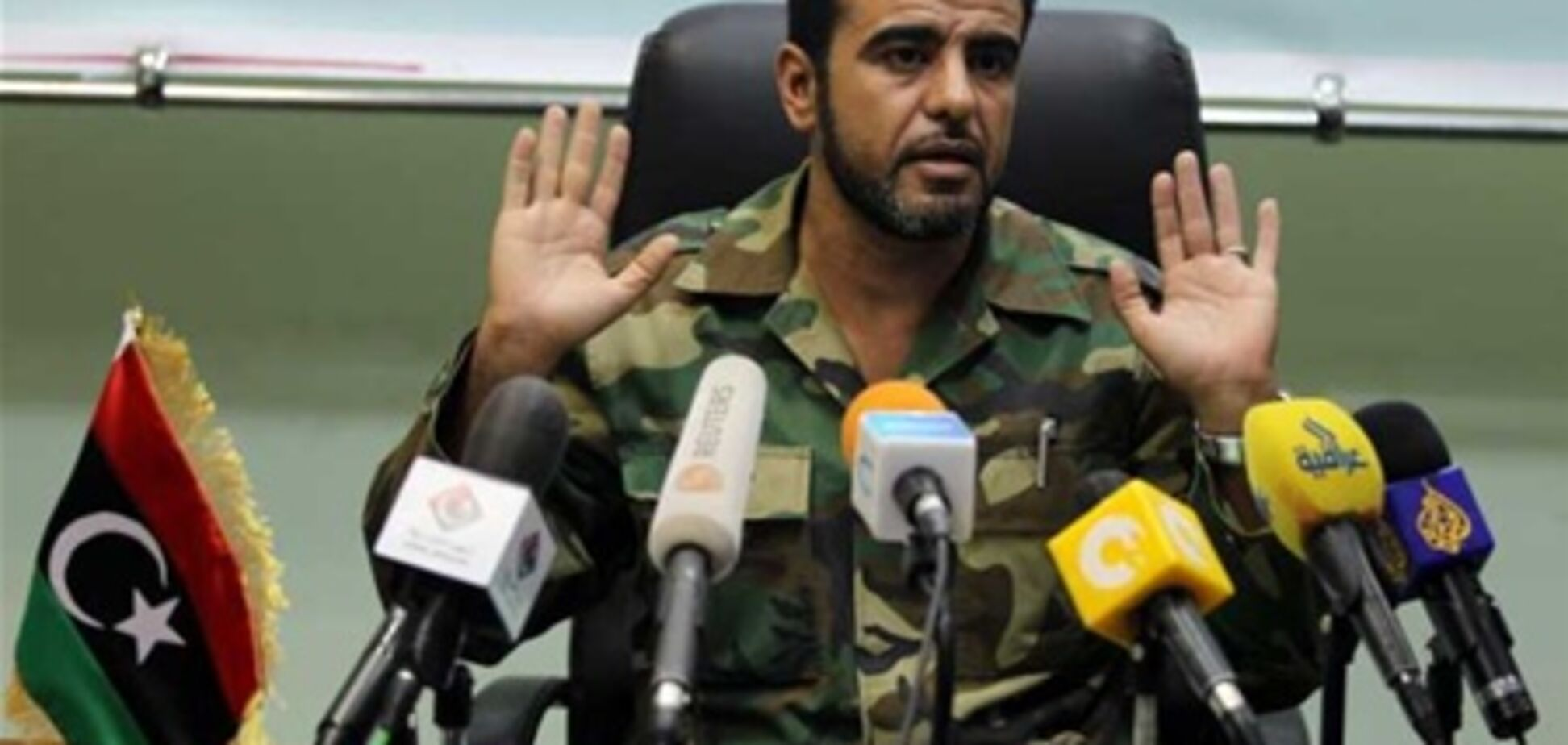 У Лівії заявили про викриття змови прихильників Каддафі