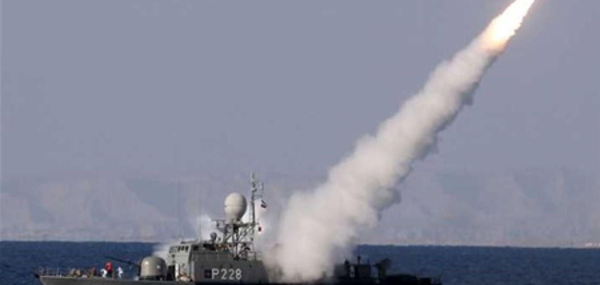Іран успішно випробував крилату ракету власного виробництва