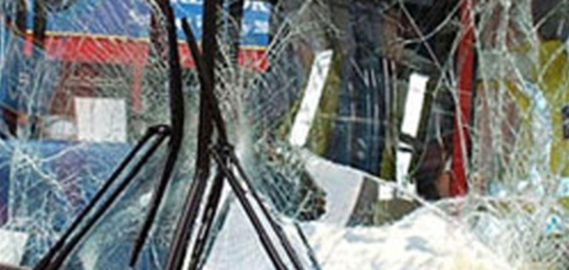 Украинцы попали в ДТП в Венгрии: шестеро пострадавших
