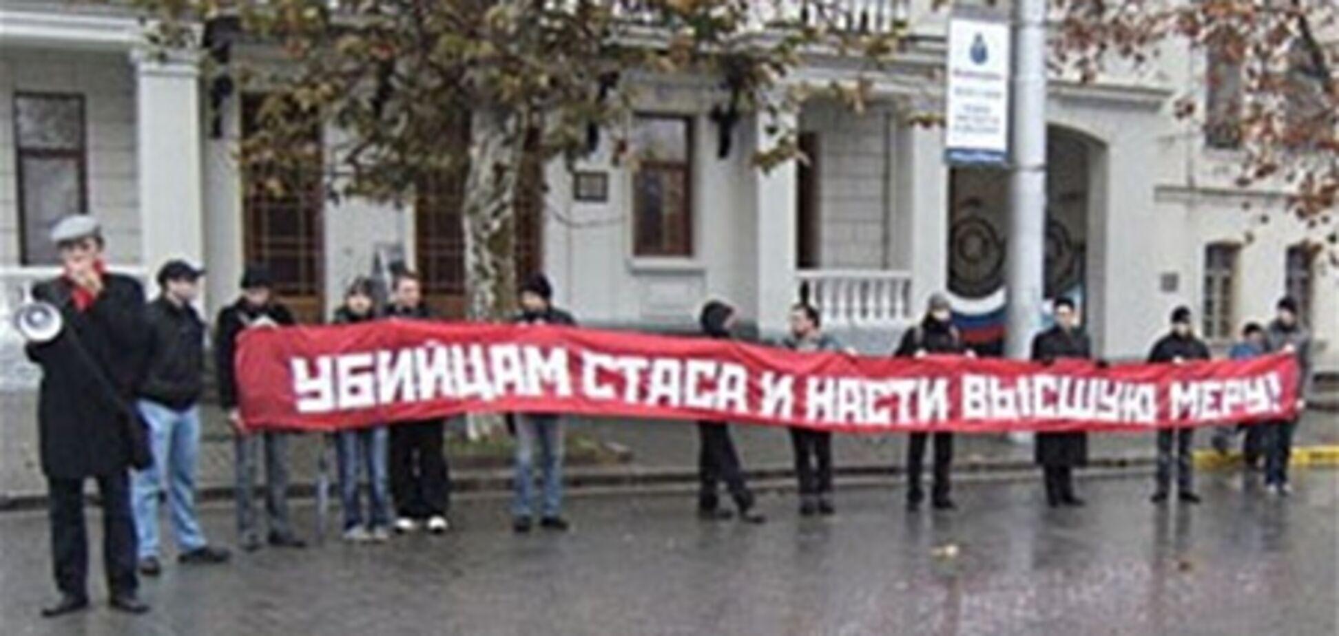 В Крыму националисты избили антифашистов