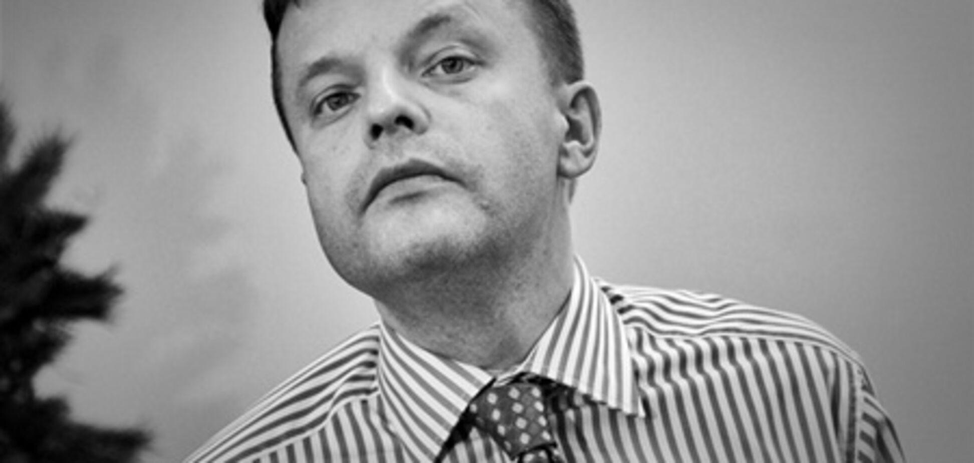 Журналіст Парфьонов приготував спецпроект до виборів