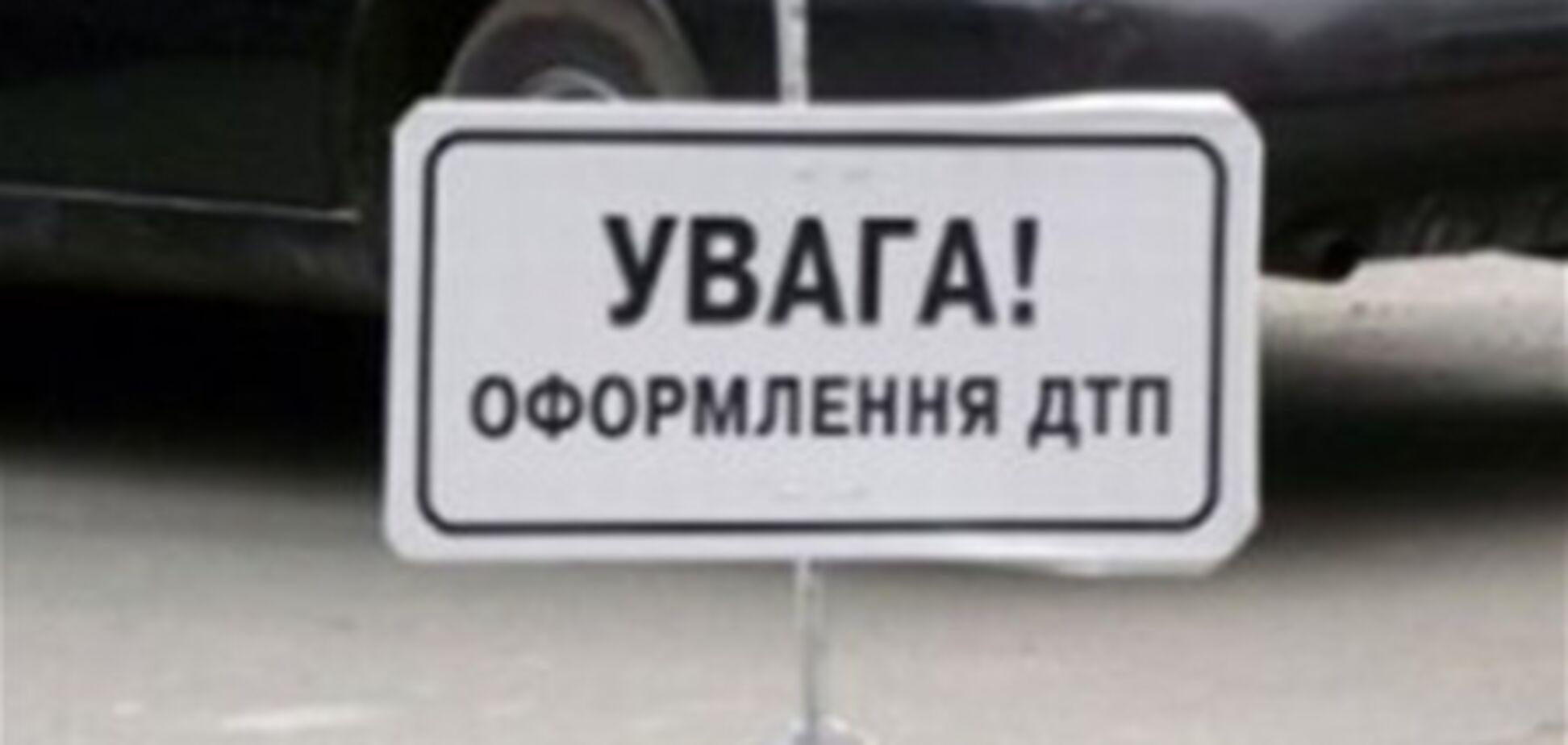В маршрутке 'Киев-Буча' погибла девушка