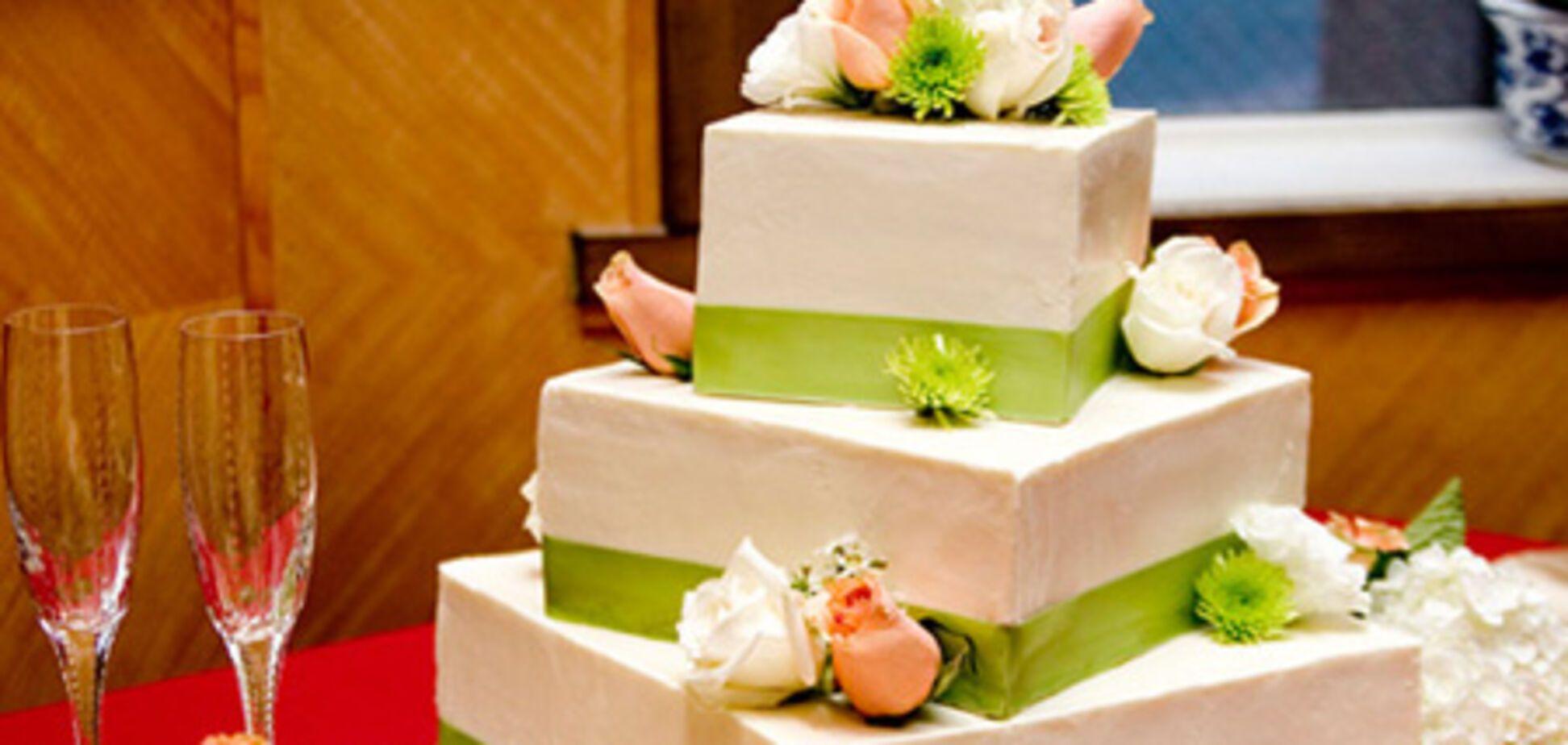 Почему на свадьбе обязательно должен быть торт
