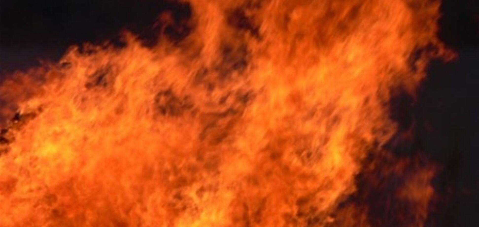 9-летняя девочка спасла 10-месячную сестричку во время пожара