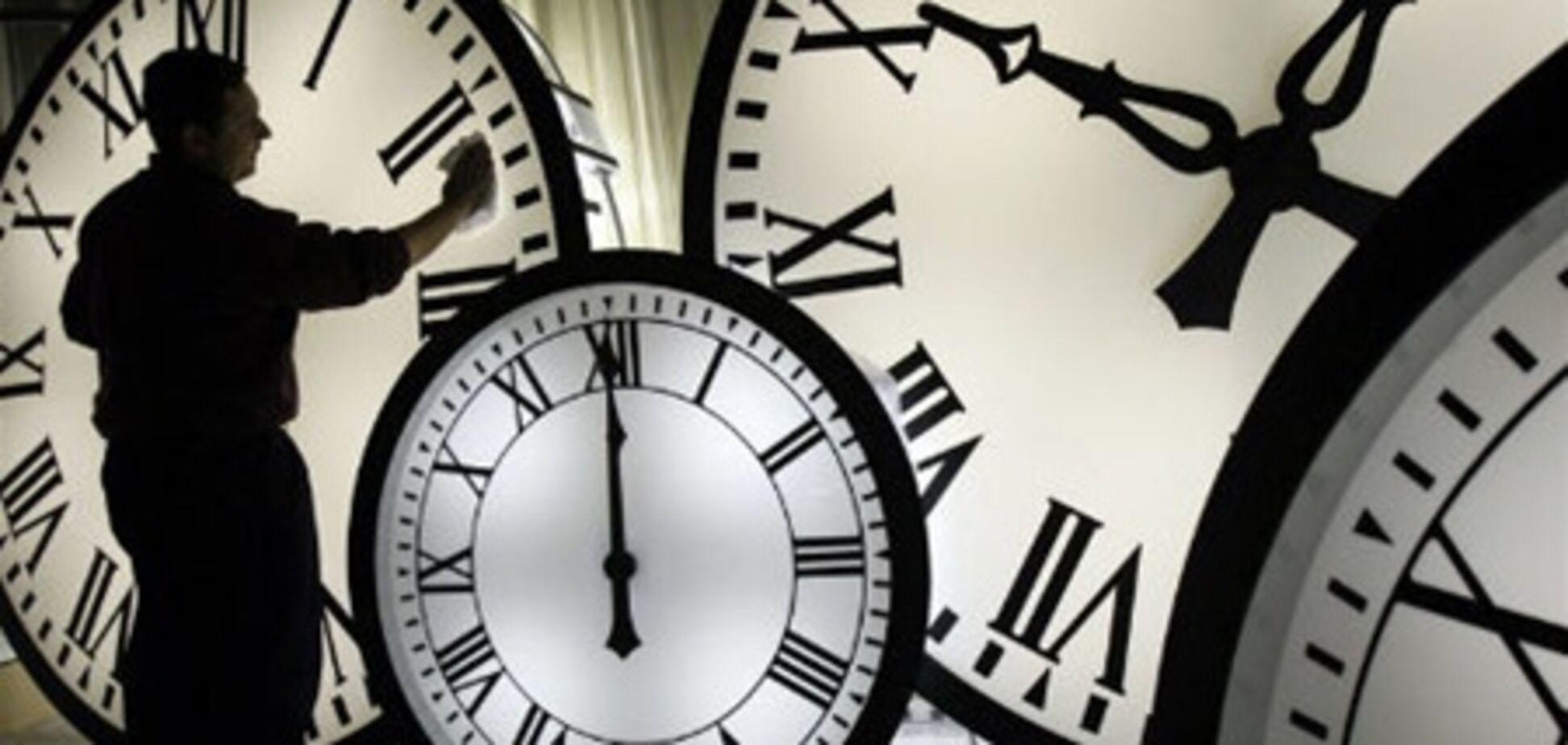 Министры не договорились о переводе часов