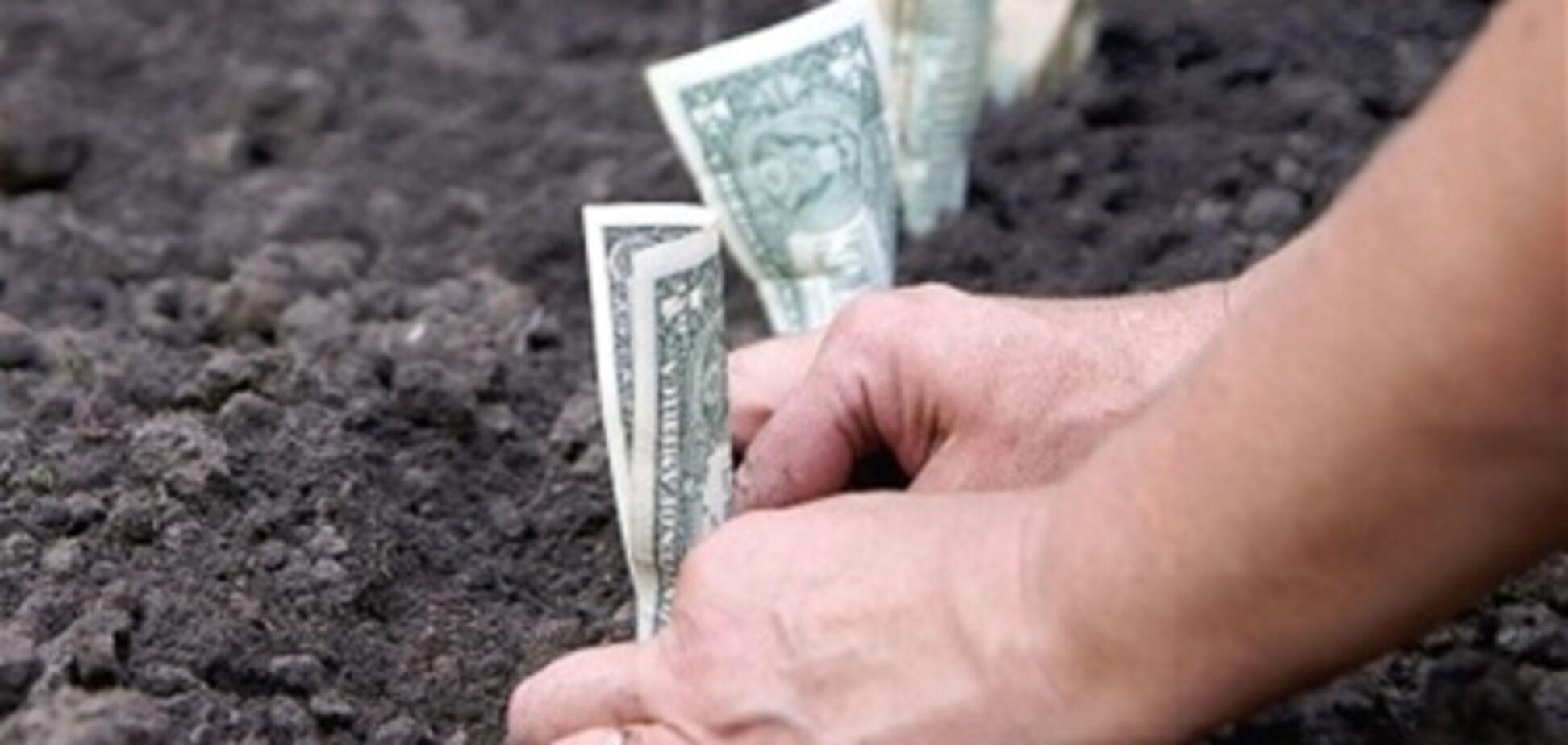 Киевсовет незаконно раздал 900 гектаров земли