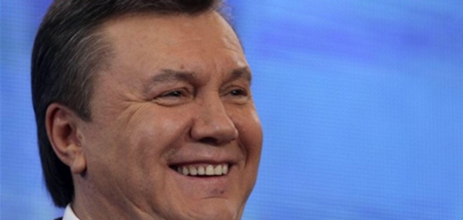 Янукович написав листа школярці
