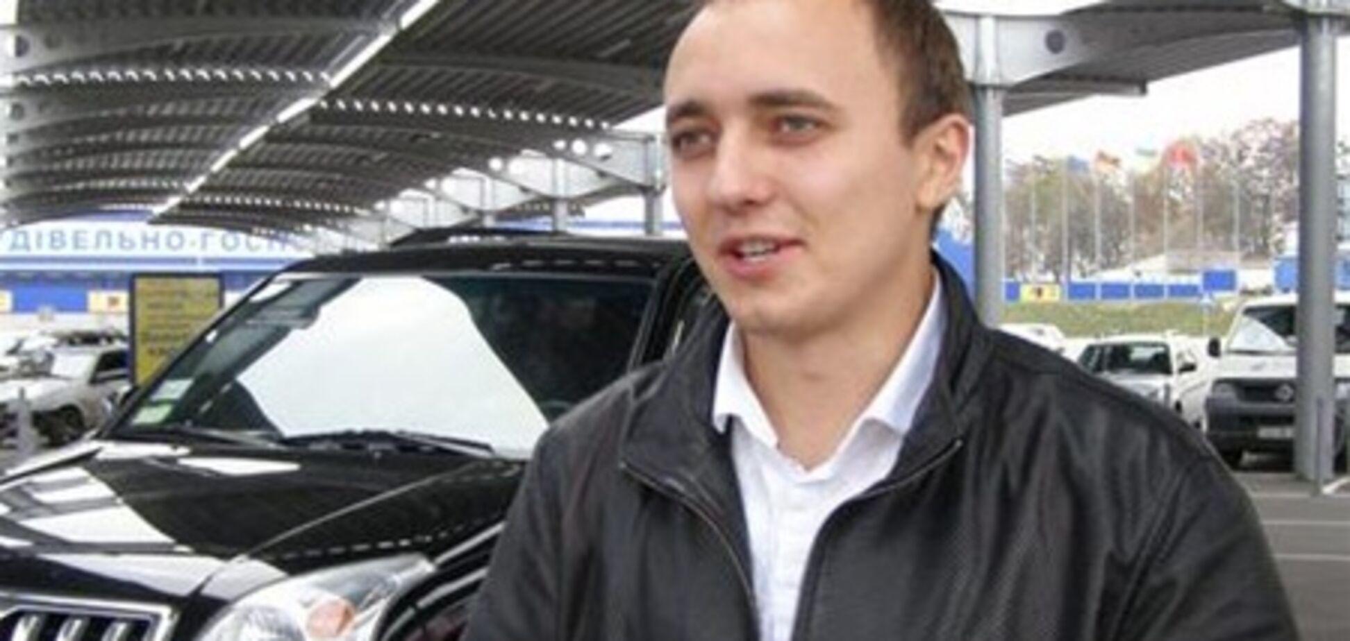 Мэр Немирова уверяет, что на вокзале был, но никого не сбивал