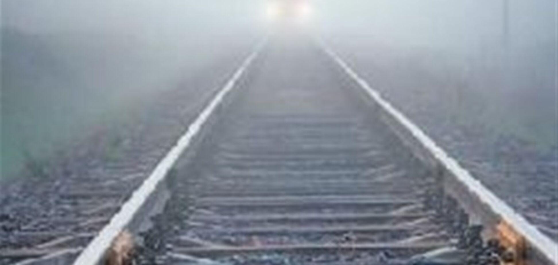 Авария поезда на Сумщине: на землю высыпалось 60 тонн химикатов