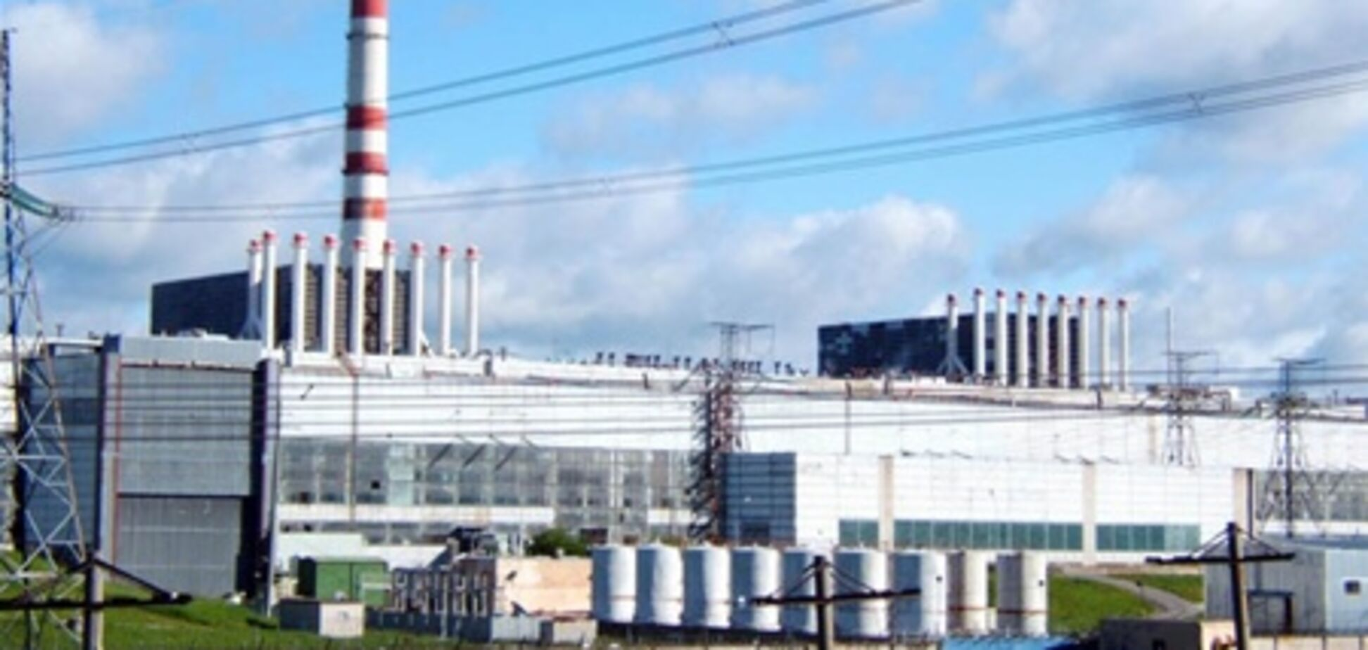 Из-за сборщиков металлолома упала мощность Запорожской АЭС