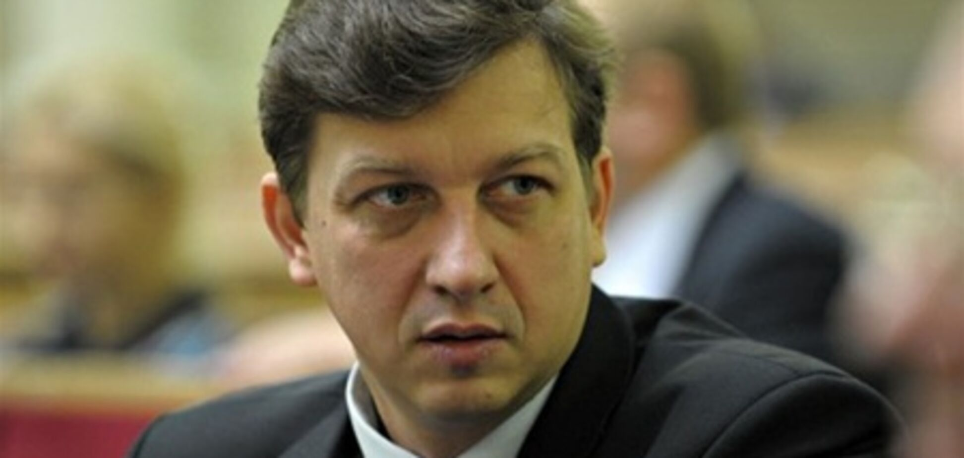 Українці повинні активніше висловлювати свою громадянську позицію - Доній