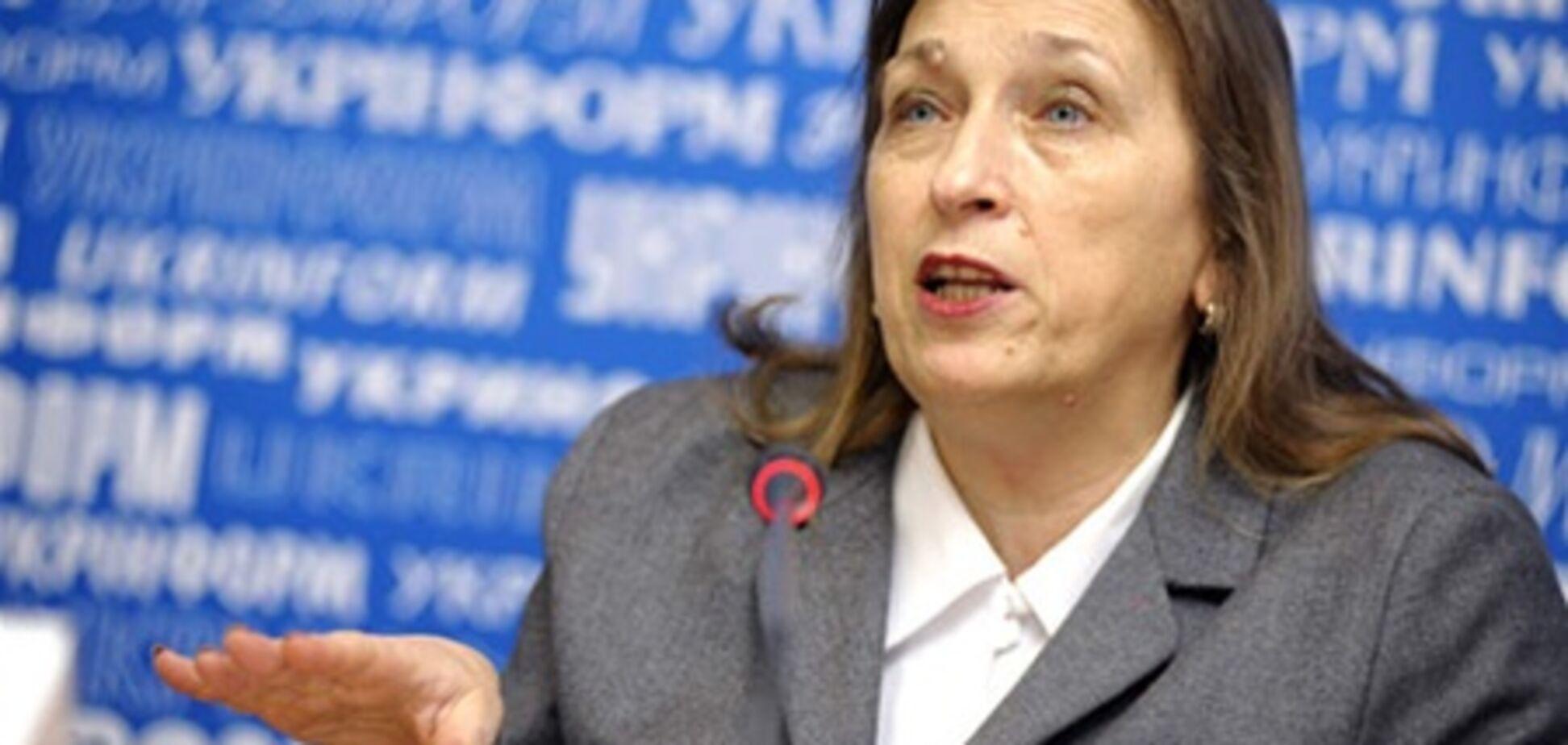 Ірина Бекешкіна: Вибори-2012 - це тест на демократію