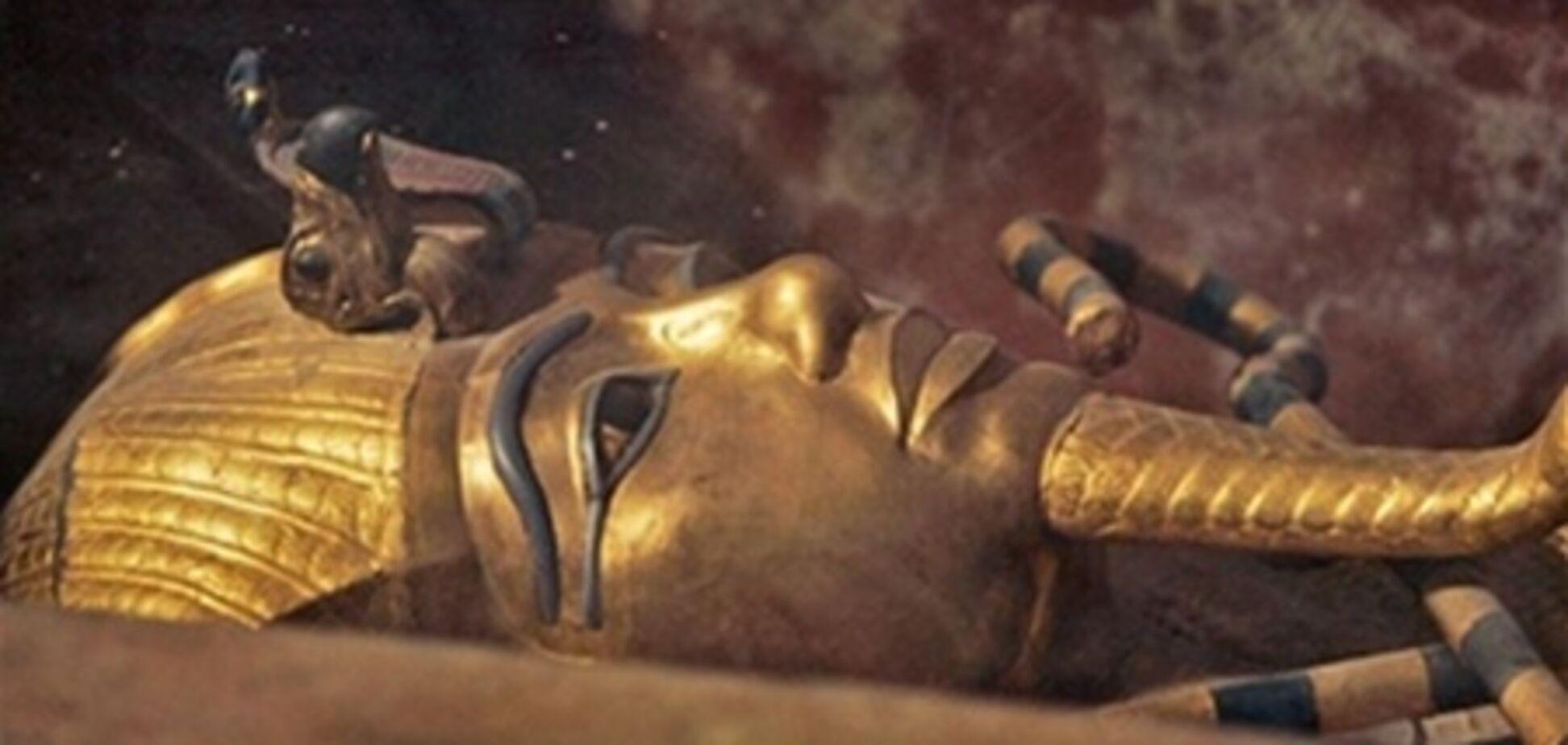 У США вперше покажуть реліквії з гробниці Тутанхамона