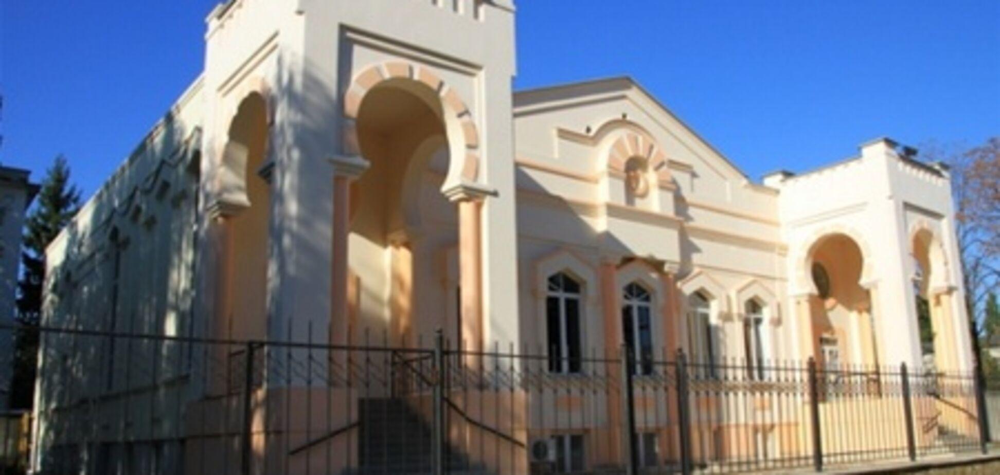 В Кременчуге на Новый год подожгли синагогу