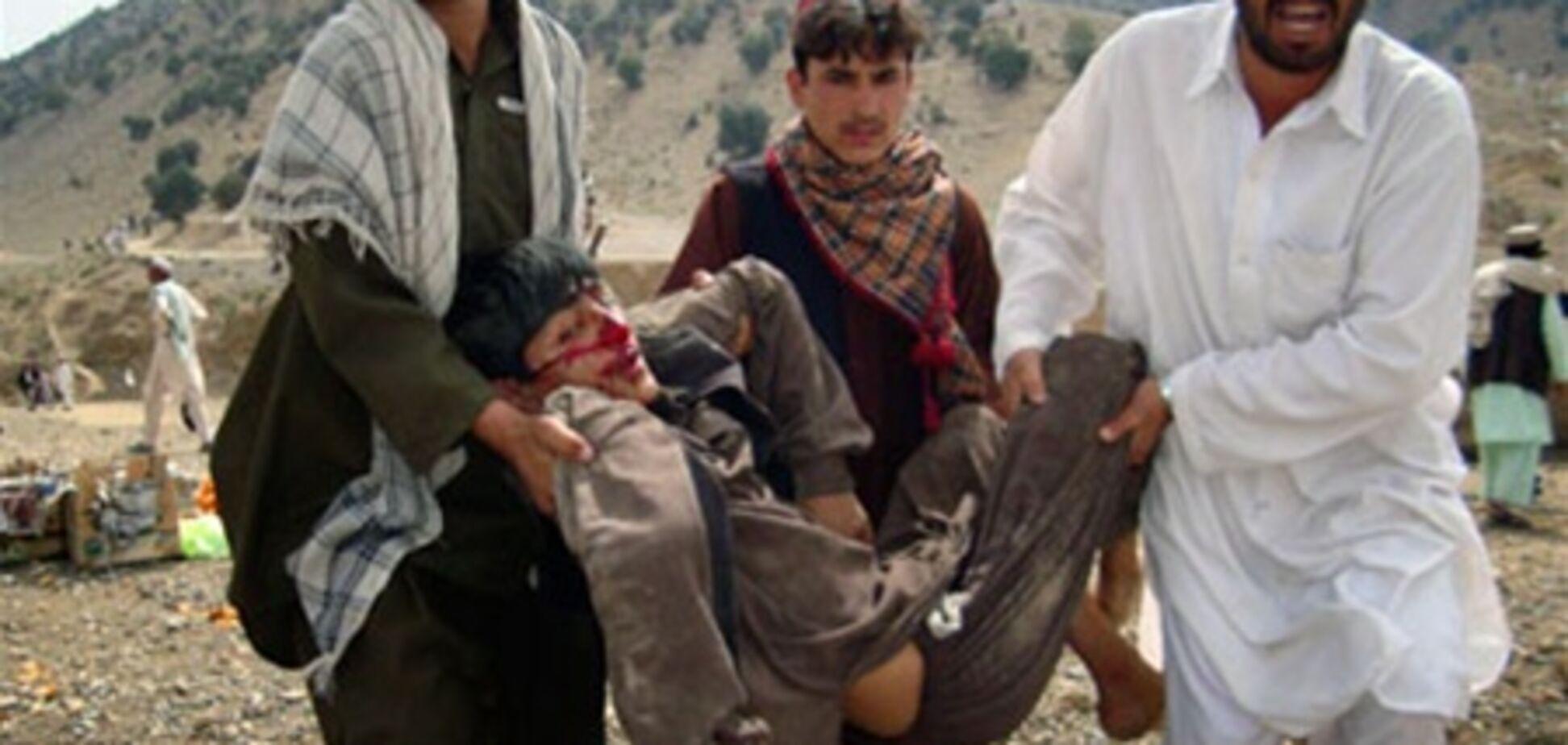 На півдні Афганістану підірвав себе мотоцикліст-смертник: є загиблі