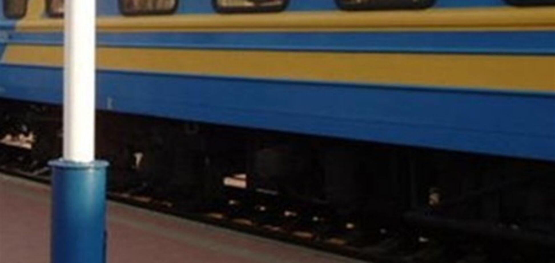 Пассажирский поезд из Донецка, который попал в ДТП в РФ, продолжил движение