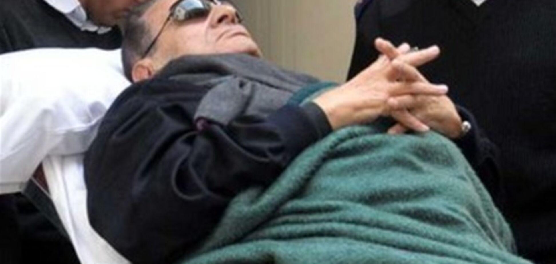 Прокурор близько години доводив, що Мубарак був тираном
