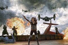'Обитель зла 5: Возмездие' (3D)