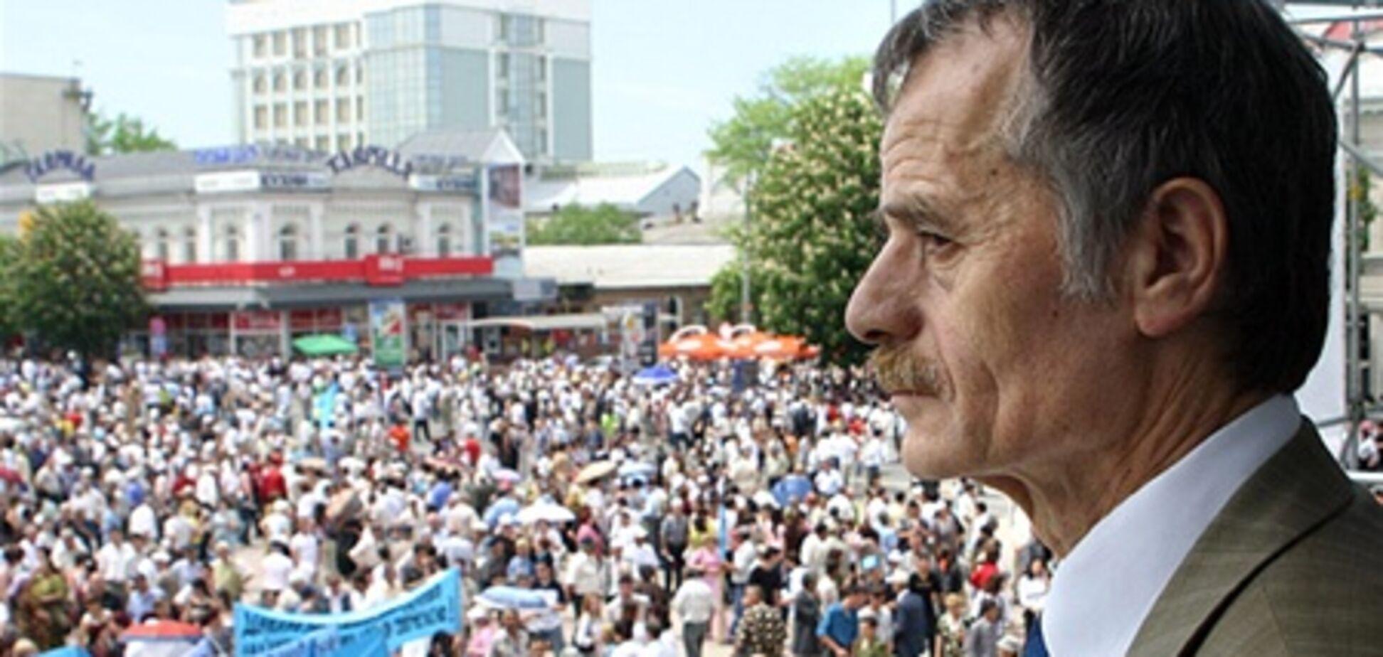 Меджліс закликав кримських татар до відновлення державності