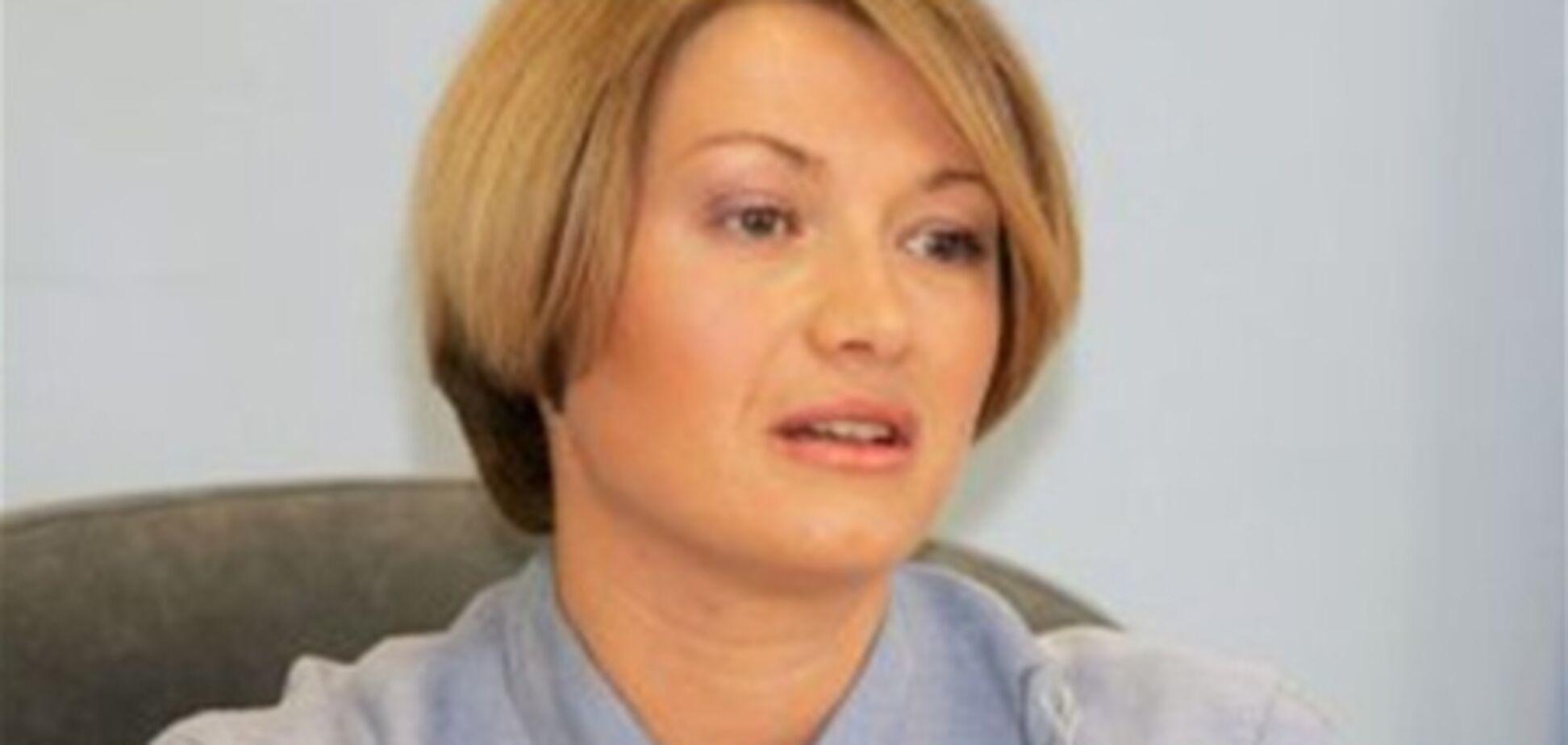 Нардеп Геращенко запропонувала колегам відзвітувати перед виборцями в Facebook