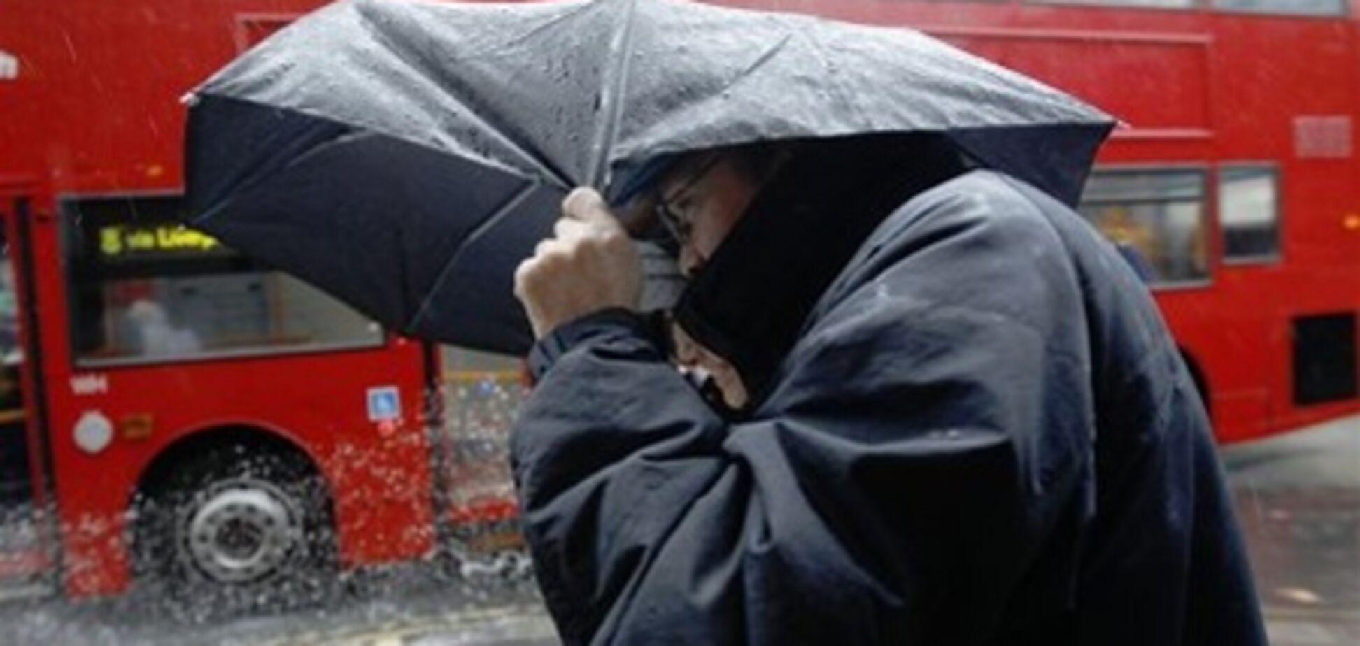 У Британії через штормову погоду почали гинути люди