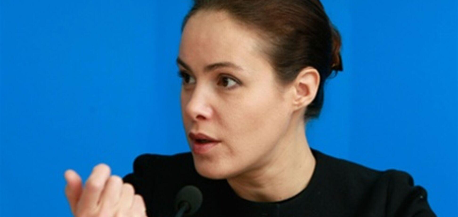 Королевська: газ по $ 416 буде оголошено особистою перемогою Азарова