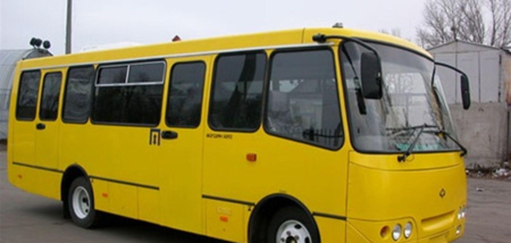 В Запорожье водитель маршрутки избил 62-летнюю женщину