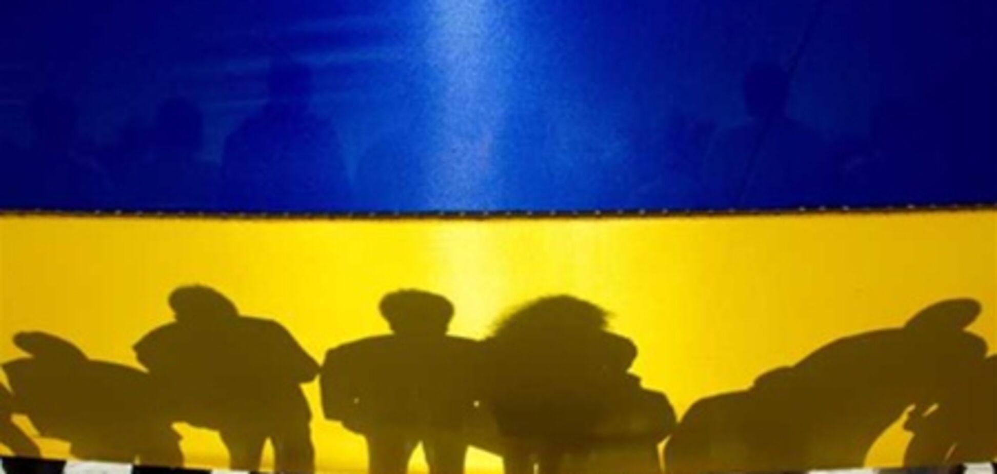 Україна будує діаспора за гроші росіян і татар - історик