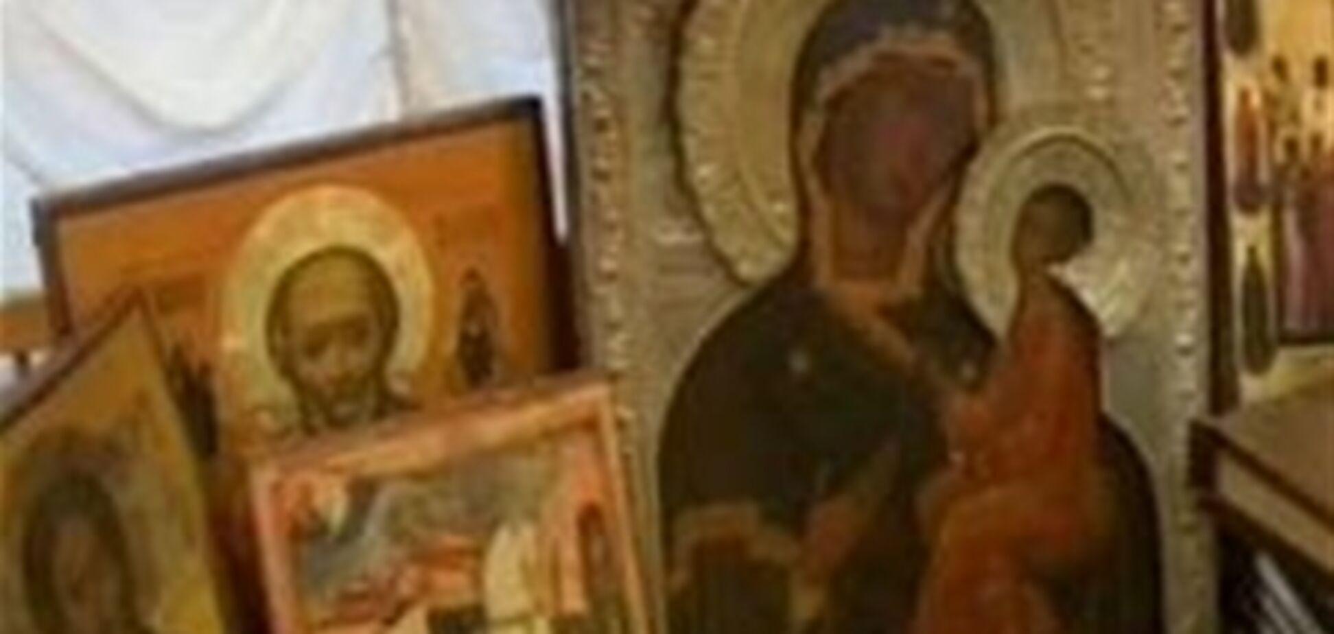 На Винниччине задержали похитителя старинных икон