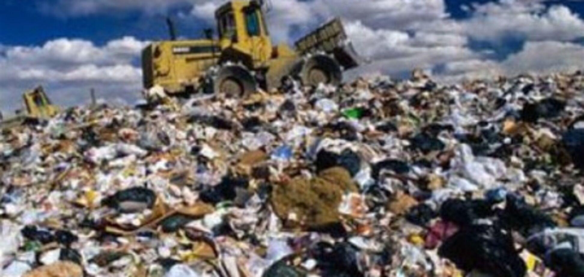 На Ивано-Франковской мусоросвалке нашли два трупа