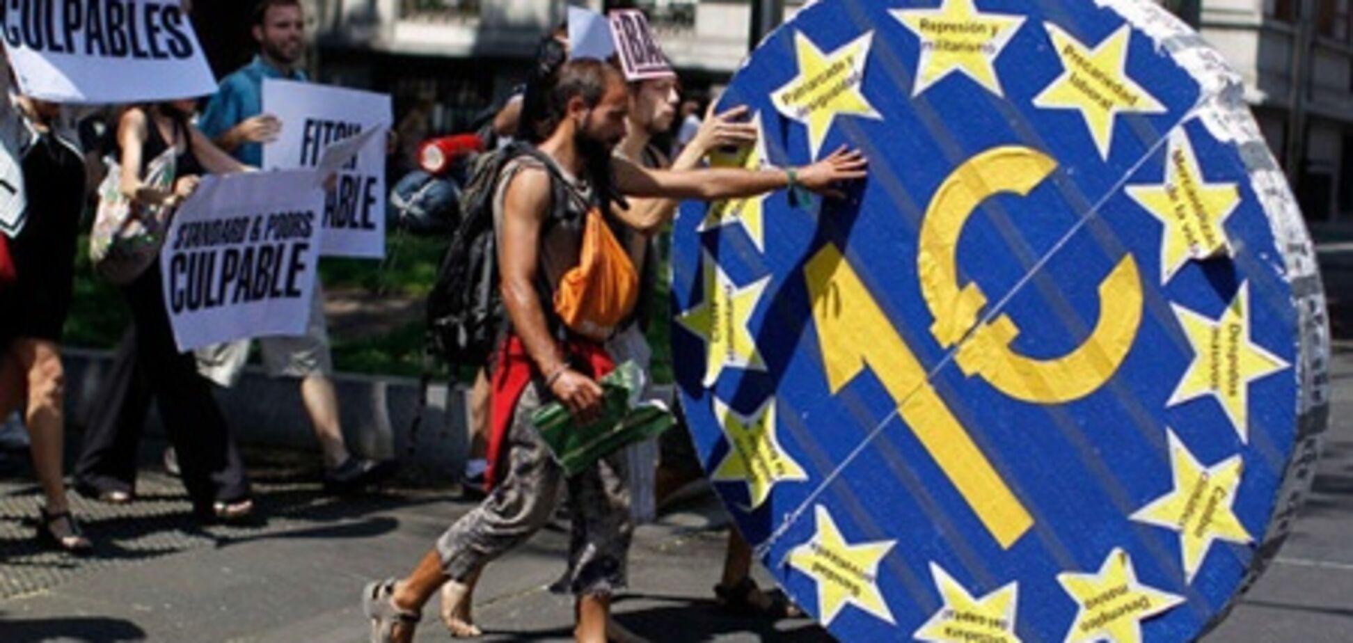 Головні ризики 2012 года: come back Путіна і крах єврозони