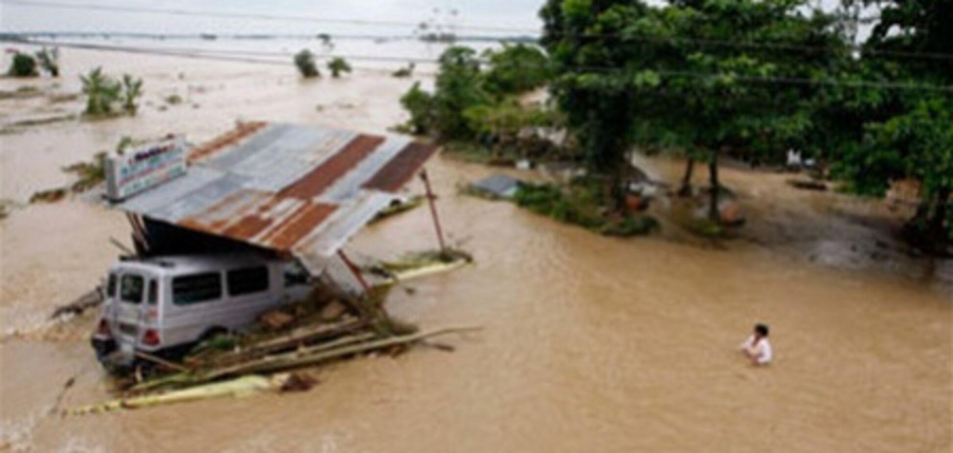 В результаті сходу зсуву на півдні Філіппін загинули 25 людей