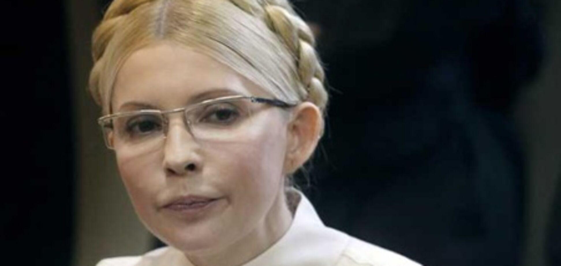 Тимошенко згодна на обстеження незалежними лікарями