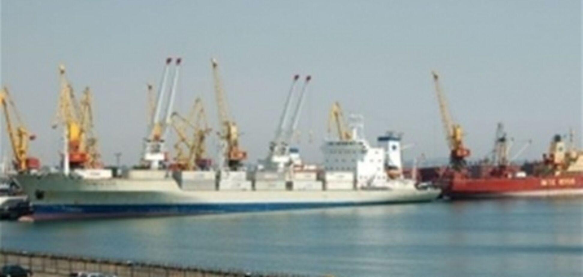 Украинские моряки в Турции объявили голодовку