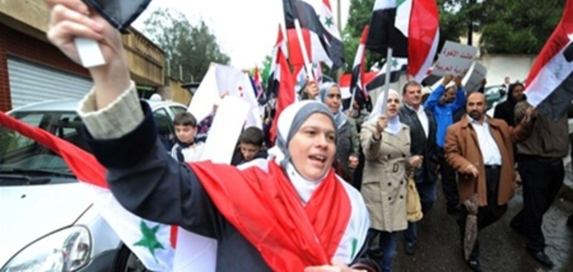 У Сирії амністували більше 500 політв'язнів