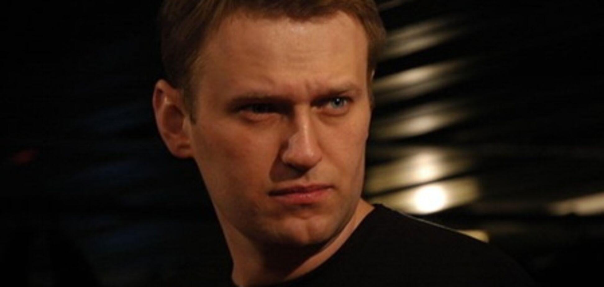 Олексій Навальний: розмова з письменником