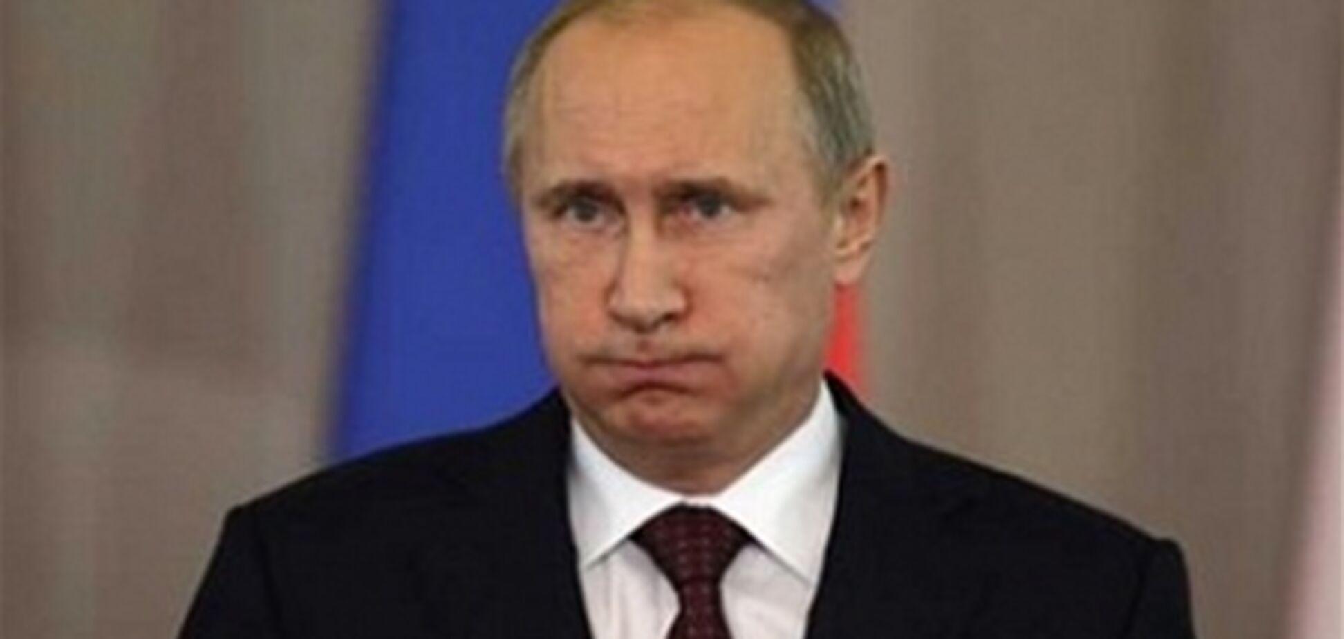 The Washington Times. Путін мріє про всеосяжний Євразійський союз
