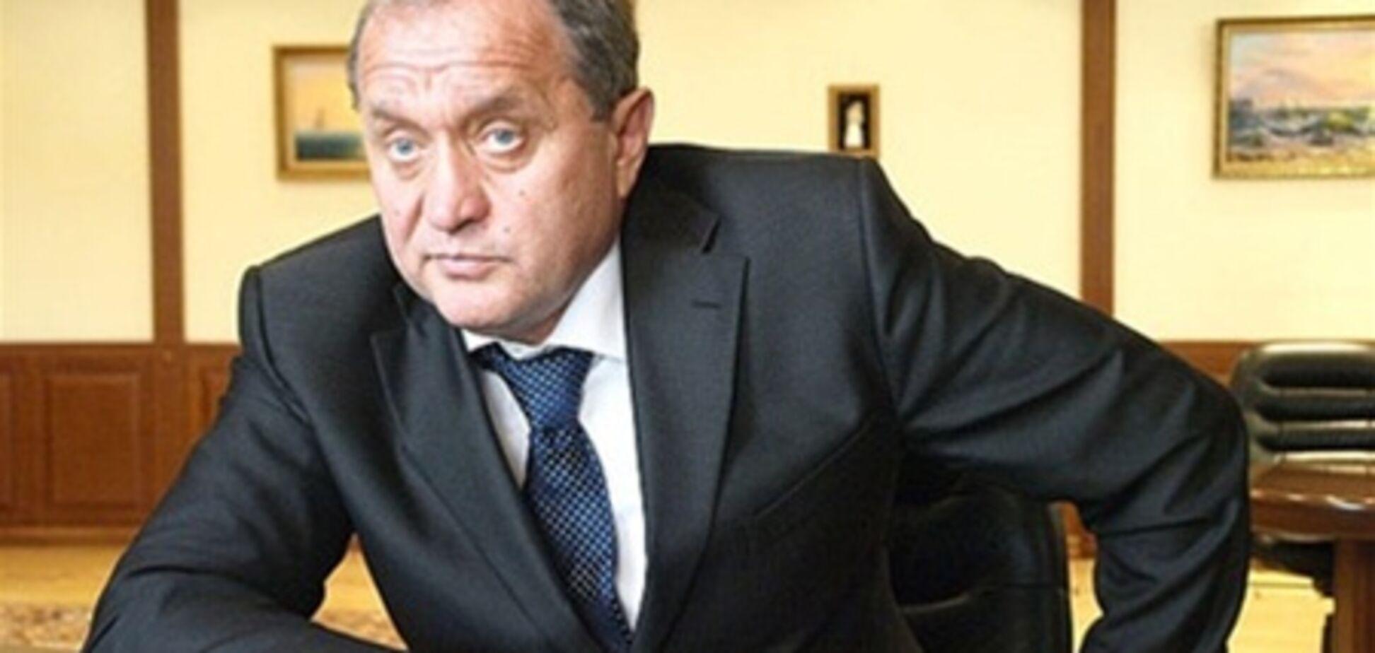 Могильов поїхав з Криму, щоб відіспатися