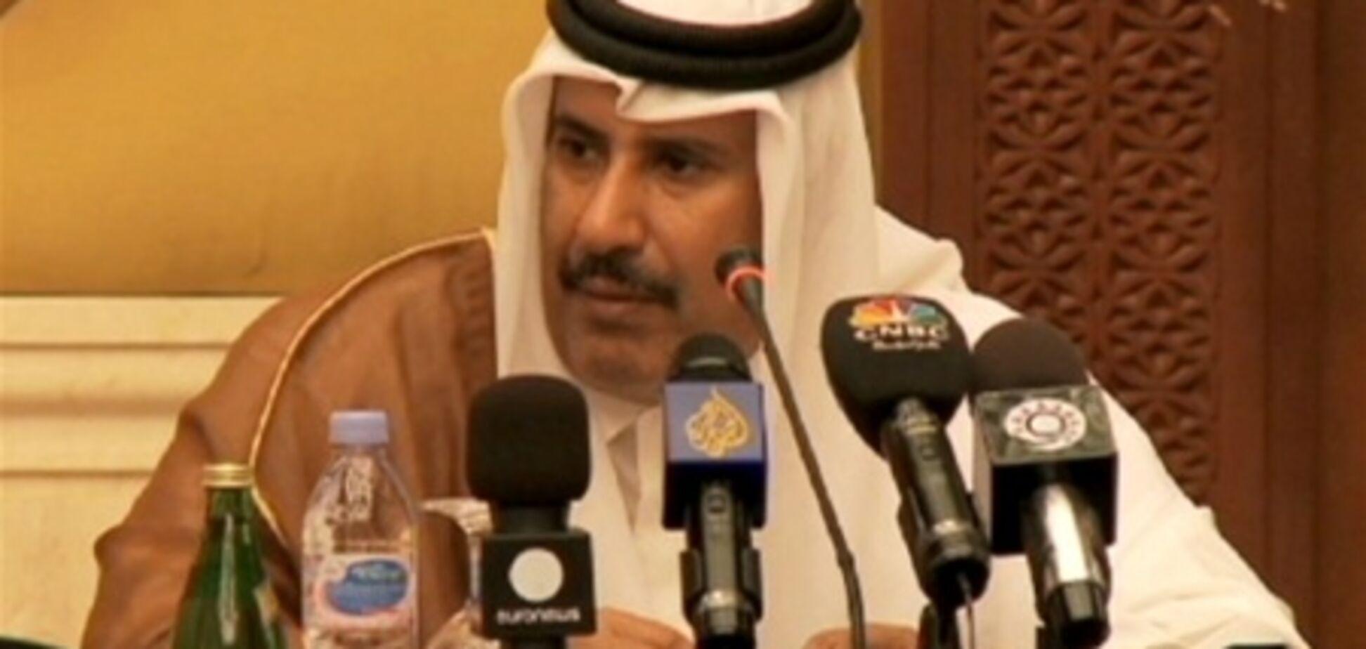 Катар: ситуацію в Сирії має врегулювати ООН