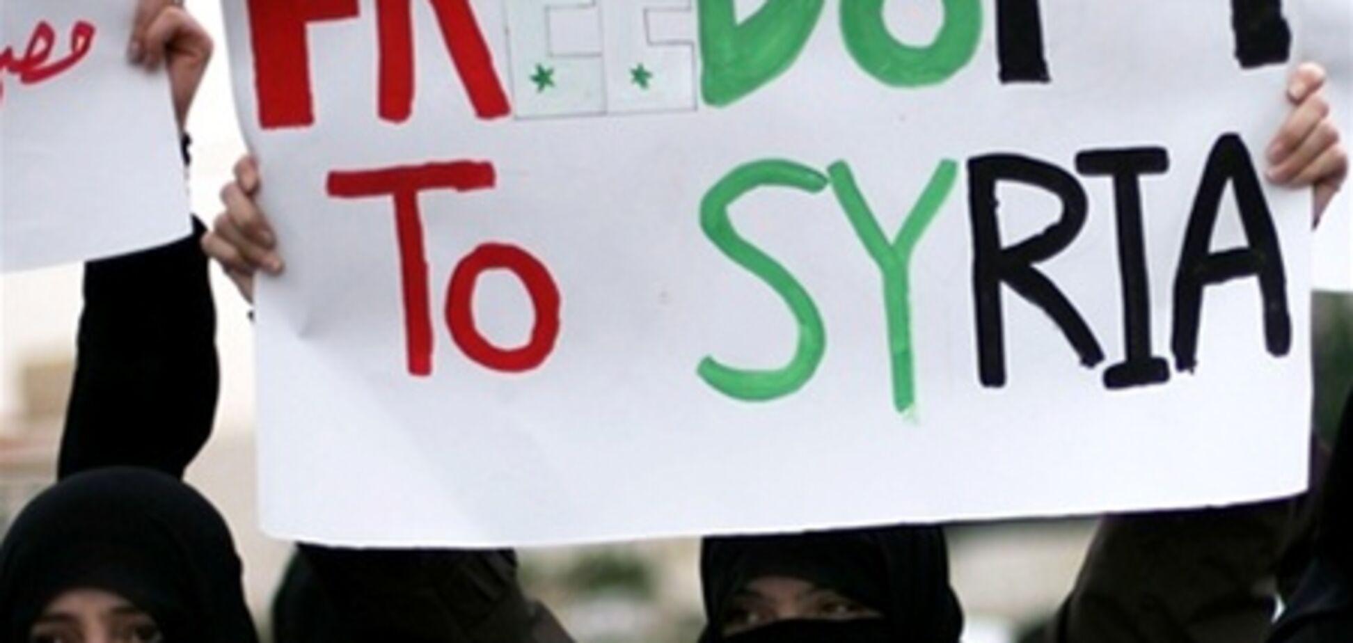 Опозиція Сирії незадоволена роботою ЛАД в країні