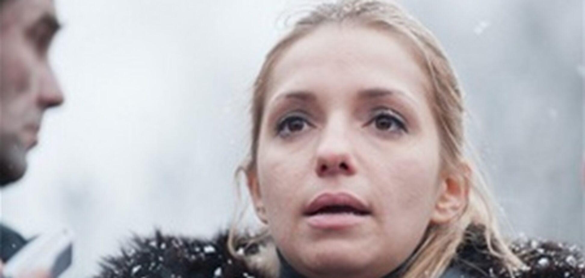 Дочка Тимошенко вперше за 8 днів сьогодні побачиться з мамою