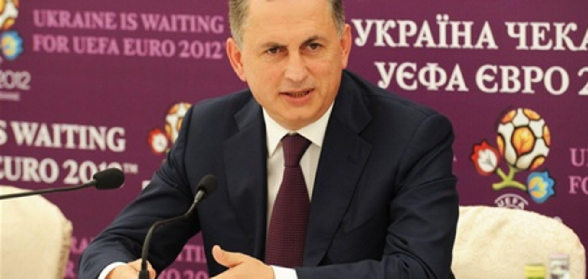 Колесніков: 'Олімпійський' заробить 110 млн грн у 2012 році