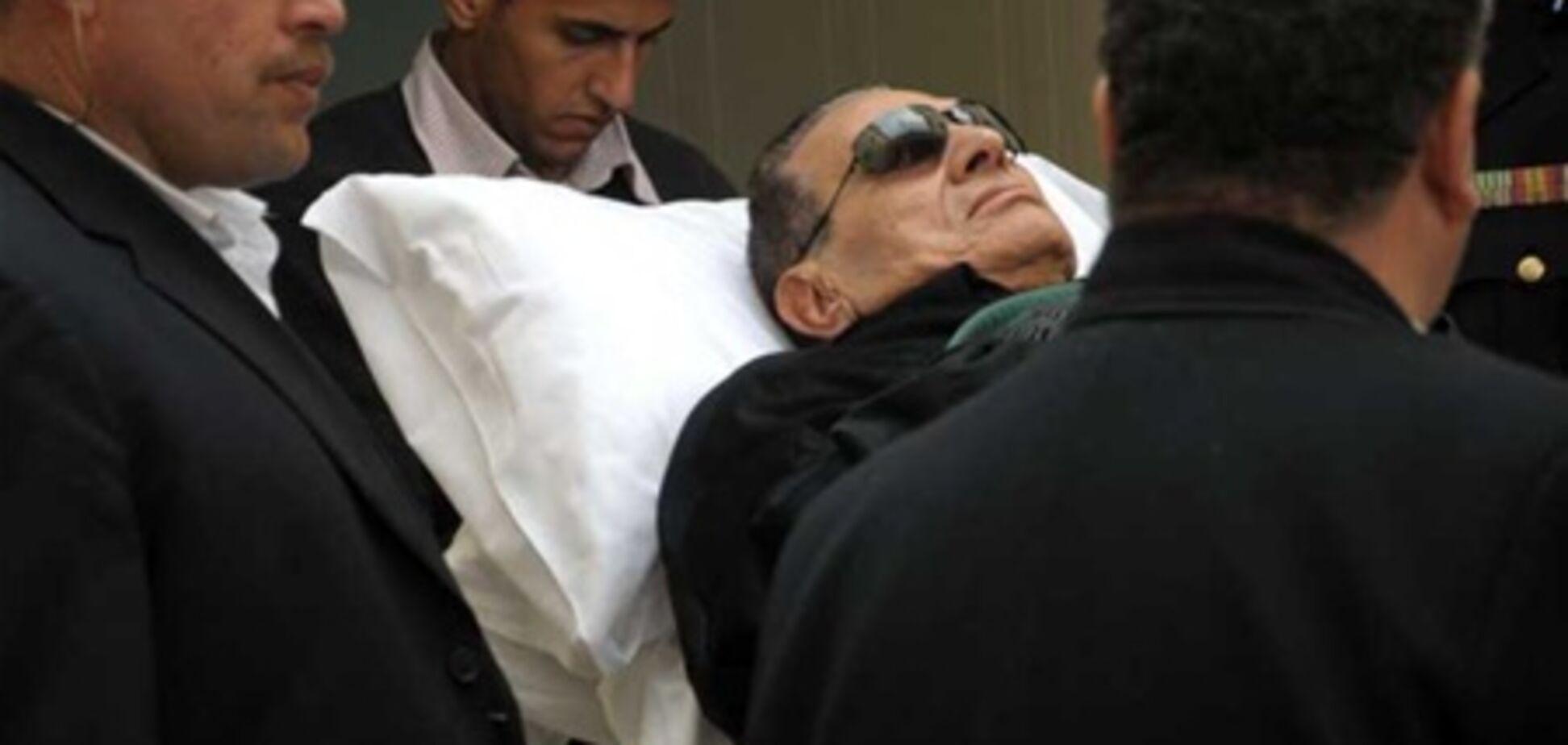 Франція виступає проти смертної кари Мубарака