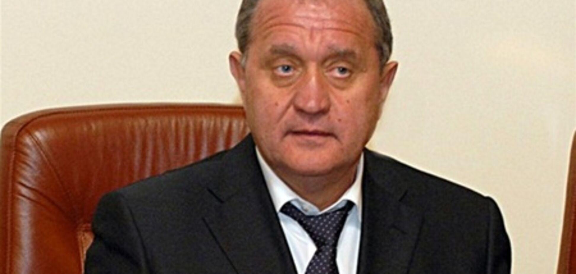 Могильов попрацював два місяці і пішов у відпустку
