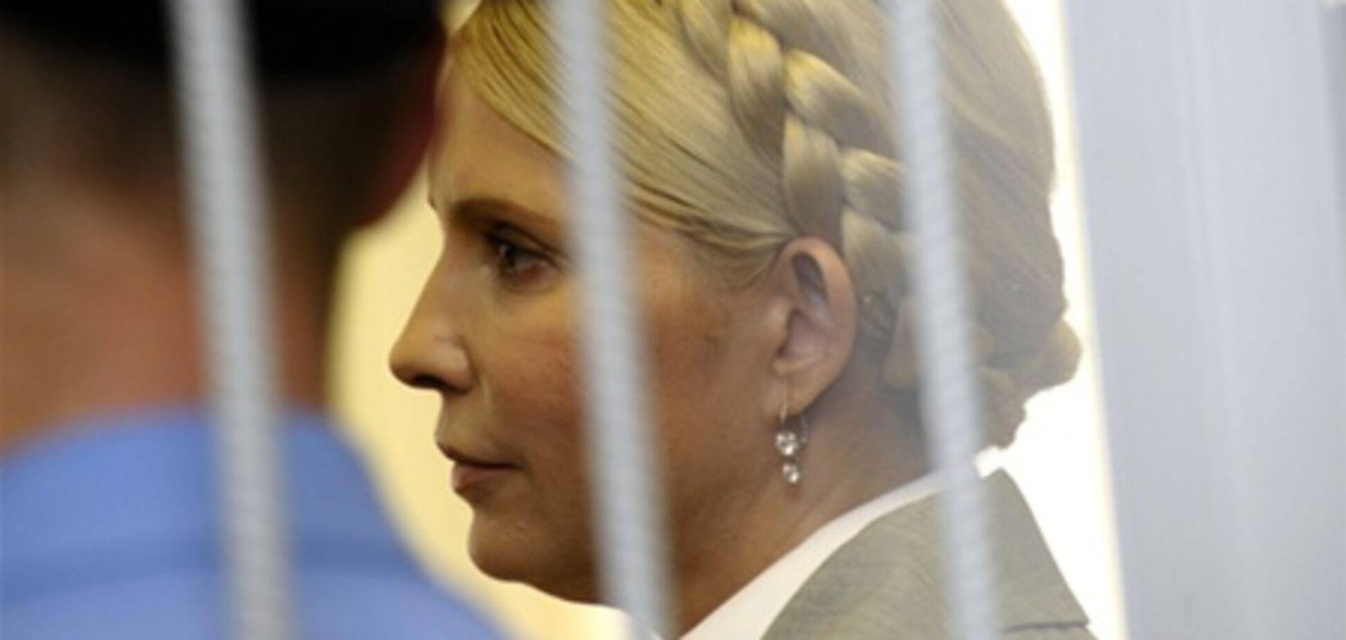 Тимошенко попросила перенести заняття з фізкультури 10 січня